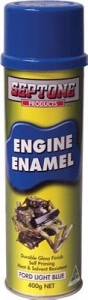 Septone Engine Enamel Ford Light Blue
