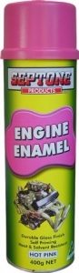 Septone Engine Enamel Hot Pink