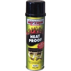 Septone Heat Proof Aluminium