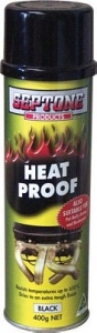 Septone Heat Proof Black
