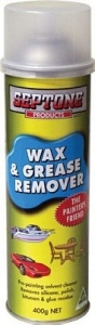 Septone Wax & Grease Remover 400G