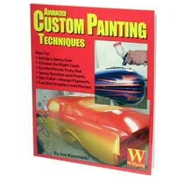Book - Custom Painting Secrets