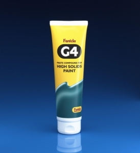 Farecla G4 Paste Compound High Solids Paint 400g