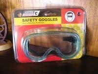 Norton Safety Goggles H/Pack