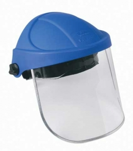 Ratchet Visor Faceshield
