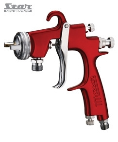 New Century V3 2000 pressure feed spray gun head 1.2mm