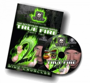 True Fire Secrets of Airbrushing Part 2