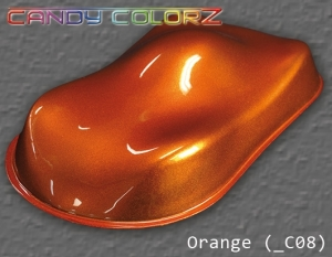 Orange Candy ColorZ™ Concentrate