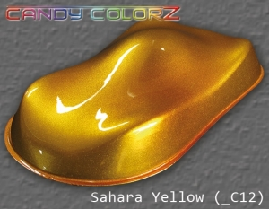 Sahara Yellow Candy ColorZ™ Concentrate