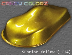 Sunrise Yellow Candy ColorZ™ Concentrate