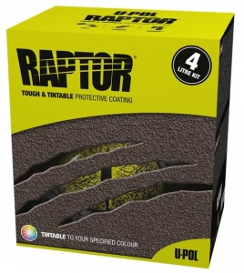 RAPTOR UTE LINER KIT