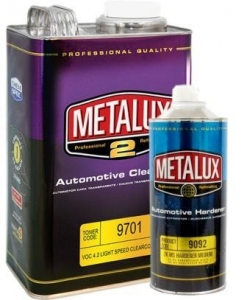 9701 Light Speed Clearcoat Kit - MEDIUM