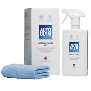 Autoglym Aqua Wax Kit