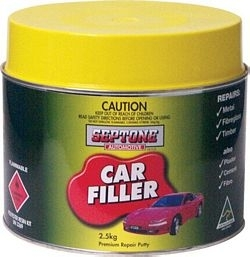 Septone Car Filler 2.5kg