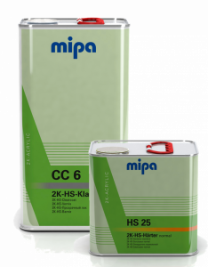 MIPA CC6 HS CLEAR  NORMAL KIT