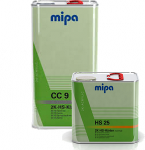 MIPA CC9 HS CLEARCOAT KIT - NORMAL