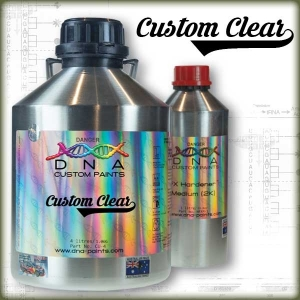 CUSTOM CLEAR KIT - From $103.00