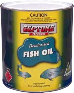 Septone Fish Oil - 4 litres