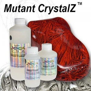 MUTANT CRYSTALZ Liquid Crystal Mask