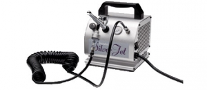 Iwata Silver Jet Air Brush Compressor