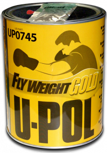 UPOL FLYWEIGHT GOLD FILLER