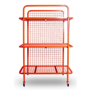 VELOCITY MULTI-LEVEL PARTS STORAGE TROLLEY.  PC.V0307